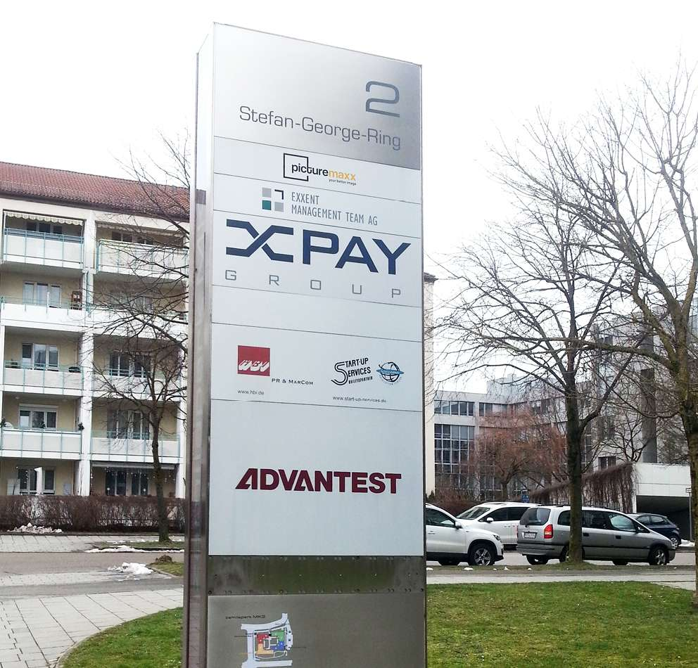 Advantest Branch München
